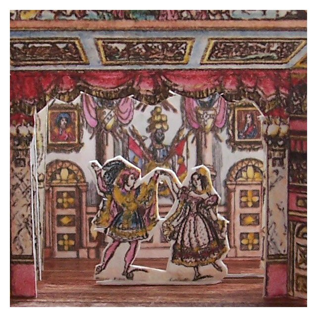 Open_House_Miniatures_Victorian_Toy_Theatre_ Cinderella_and_the_Prince ...