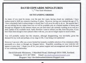 David Edwards - Miniatura 2011