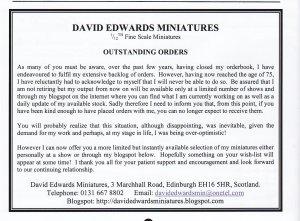 David Edwards - Miniatura 2011