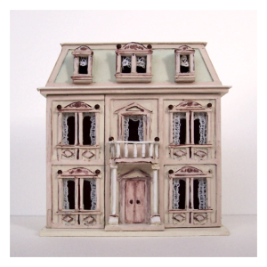 Open House Miniatures - Christian Hacker dolls' house for a doll's house