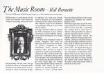 Britannia House Catalogue - The Music room, Bill Bennette