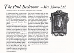 Britannia House Catalogue - The Pink Bedroom, Mrs Monro Ltd