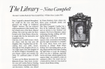 Britannia House Catalogue - The Library, Nina Campbell