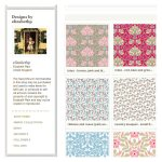 Open House Miniatures - miniature fabric on Spoonflower