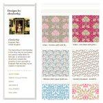 Open House Miniatures - miniature fabric on Spoonflower