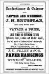 Open House Miniatures - Victorian Black and White Advertising