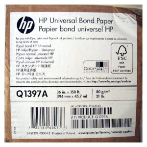 hp plotter paper No matter what kind of plotter paper you need, plotter paper direct can provide you with the right solution from economical 20 lb bond plotter paper to heavy weight inkjet coated paper, we carry a wide selection of quality tested print materials to choose from.