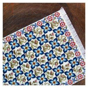 Open House Miniatures Paula Rose Needlework Carpet