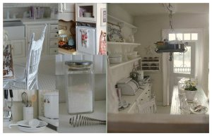 Miniature Kitchen Loves and Sweet Inspiration Kim Marshall Saulter 1