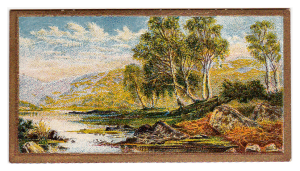 Cigarette Card - No. 12 (of 25) Reproductions of Celebrated Oil Paintings