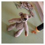 Open House Miniatures - Sock Bear Noah