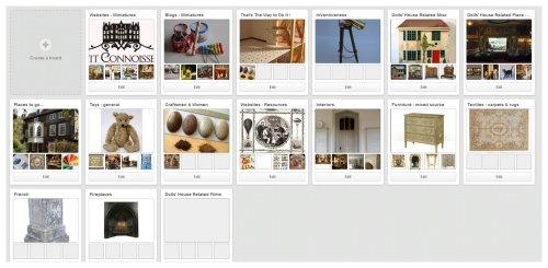 Open House Miniatures on Pinterest