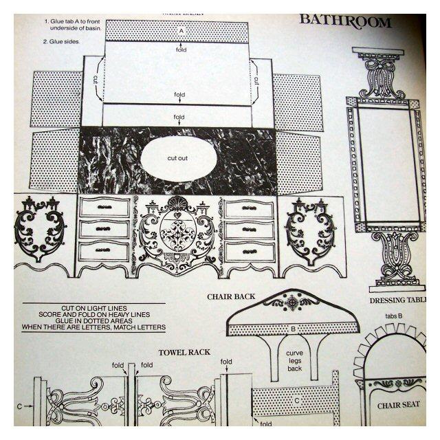 Astonishing Paper Toy Open House Miniatures Download Free Architecture Designs Meptaeticmadebymaigaardcom