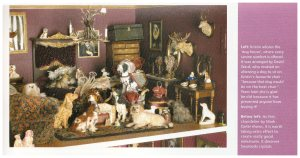 Elizabeth Plain theatre the dolls' house magazine november 2003 - issue number 66