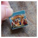 open house miniature christmas nativity 2013