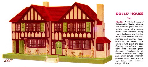 lines's brother's dolls' house - Brighton Museum