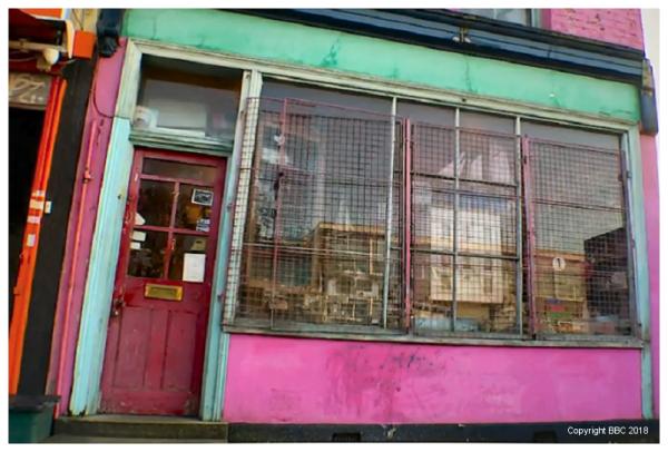 fauvism - kristin baybars shop front
