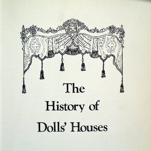 the dolls' house book - pauline flick - 1973 - pelmet illustration