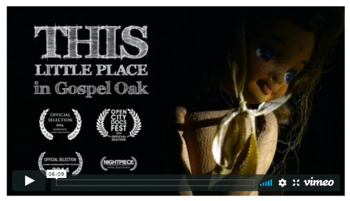 This little place in gospel oak - a film about kristin baybars